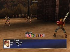 The Legend of Dragoon PS1 011