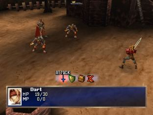 The Legend of Dragoon PS1 020