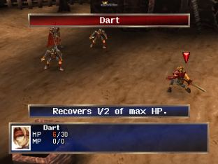 The Legend of Dragoon PS1 023