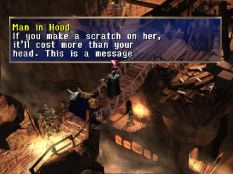 The Legend of Dragoon PS1 032