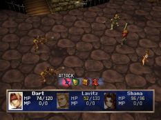 The Legend of Dragoon PS1 087