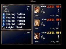 The Legend of Dragoon PS1 099