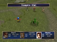 The Legend of Dragoon PS1 109