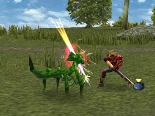 The Legend of Dragoon PS1 111