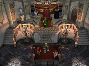 The Legend of Dragoon PS1 163