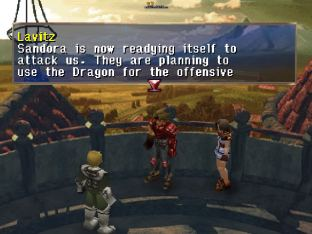 The Legend of Dragoon PS1 166