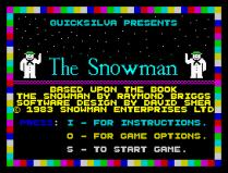 The Snowman ZX Spectrum 02