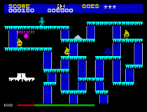 The Snowman ZX Spectrum 04