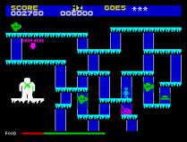 The Snowman ZX Spectrum 06