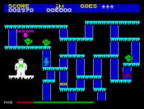 The Snowman ZX Spectrum 07