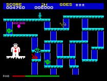 The Snowman ZX Spectrum 08