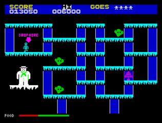 The Snowman ZX Spectrum 11
