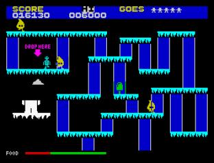 The Snowman ZX Spectrum 12