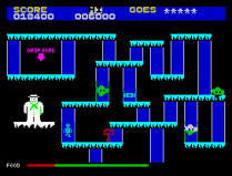The Snowman ZX Spectrum 13