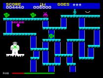 The Snowman ZX Spectrum 14