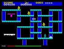 The Snowman ZX Spectrum 15