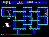The Snowman ZX Spectrum 18