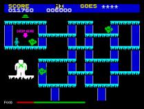 The Snowman ZX Spectrum 19