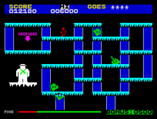 The Snowman ZX Spectrum 20