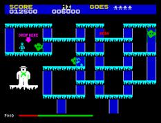 The Snowman ZX Spectrum 21