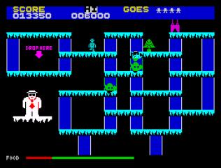 The Snowman ZX Spectrum 22