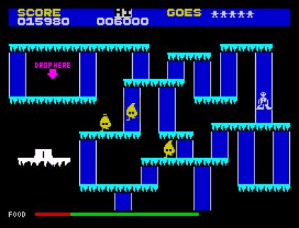 The Snowman ZX Spectrum 23