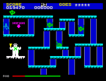 The Snowman ZX Spectrum 25