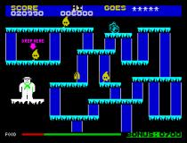 The Snowman ZX Spectrum 26