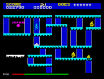The Snowman ZX Spectrum 27