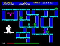 The Snowman ZX Spectrum 28