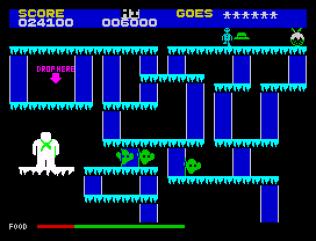 The Snowman ZX Spectrum 29