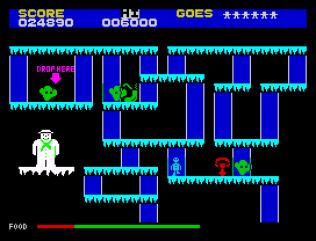 The Snowman ZX Spectrum 30