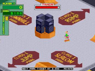 720 Degrees Arcade 33