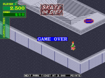 720 Degrees Arcade 51