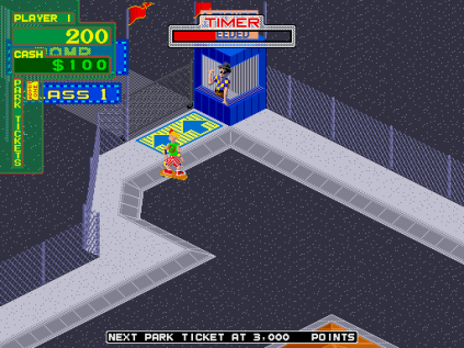 720 Degrees Arcade 53