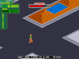 720 Degrees Arcade 55