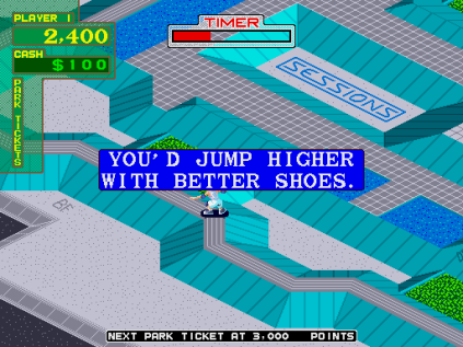 720 Degrees Arcade 56