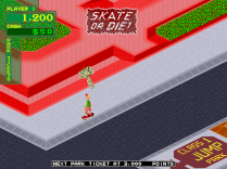 720 Degrees Arcade 71