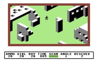 Ant Attack C64 10