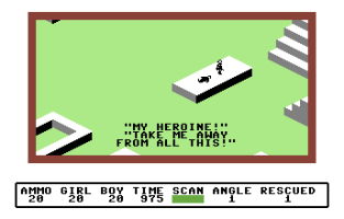 Ant Attack C64 24