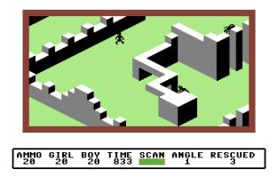 Ant Attack C64 32