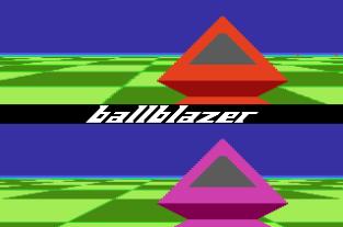 Ballblazer Atari 7800 09