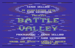 Battle Valley C64 01