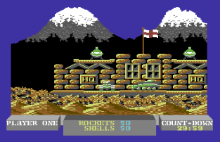 Battle Valley C64 09