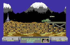 Battle Valley C64 10