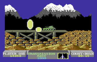 Battle Valley C64 12