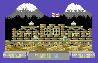 Battle Valley C64 20