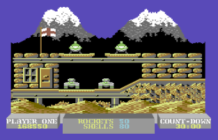 Battle Valley C64 23