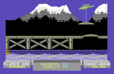 Battle Valley C64 29