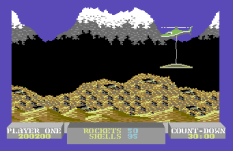 Battle Valley C64 30